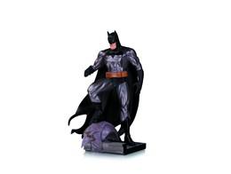 Estatua Batman Metallic Mini By Jim Lee