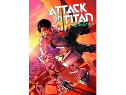 Attack On Titan No Regrets v1 (ING/TP) Comic