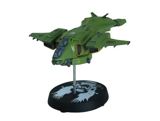 Figura Halo Unsc Pelican Dropship 6 Inch Replica