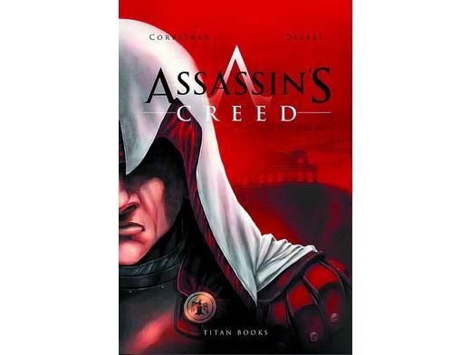 Assassins Creed v2 Aquilus (ING/HC) Comic