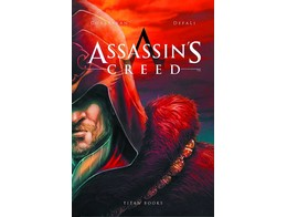 Assassins Creed v3 Accipiter (ING/HC) Comic