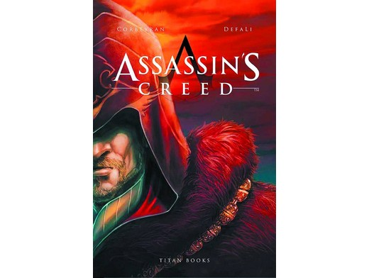 Assassins Creed v3 Accipiter (ING/HC) Comic