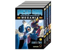 Mega Man Megamix Box Set (ING/TP) Comic