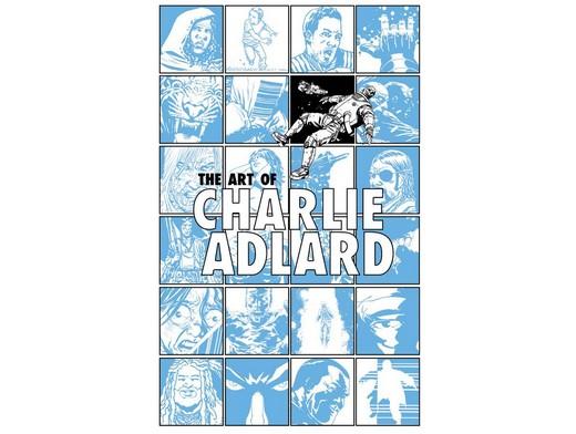 Art of Charlie Adlard (ING) Libro
