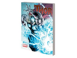 Marvel Universe Thor Digest (ING/TP) Comic