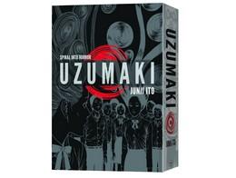 Uzumaki 3-in-1 Ed (ING/HC) Comic