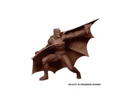 Estatua Batman Black & White By Francis Manapul