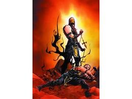 Mortal Kombat X #11 (ING/CB) Comic