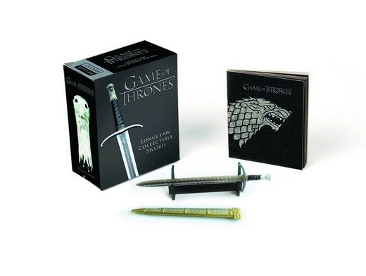 Game of Thrones Longclaw W Booklet