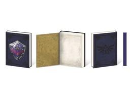 Legend of Zelda Metal Shield Upgraded Journal
