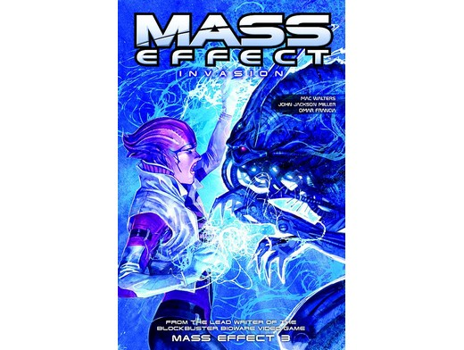 Mass Effect Vol 3 Invasion (ING/TP) Comic