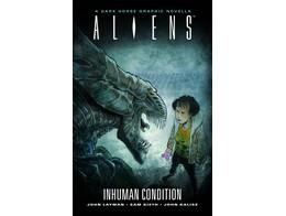 Aliens Inhuman Condition (ING/HC) Comic