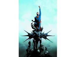 Batman Superman v1 Cross World (ING/HC) Comic