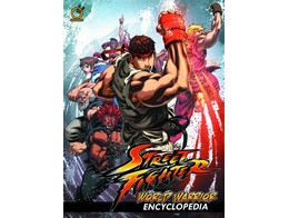 Street Fighter World Warrior Encyclo. (ING) Libro