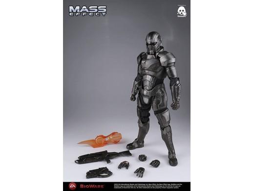 Figura Mass Effect Commander Shepard 1/6 Scale