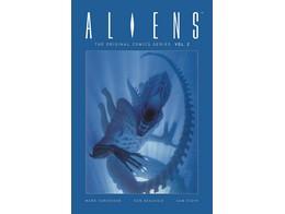 Aliens Original Comics Series v2 (ING/HC) Comic