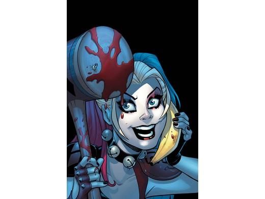 Harley Quinn v1 Die Laughing (ING/TP) Comic