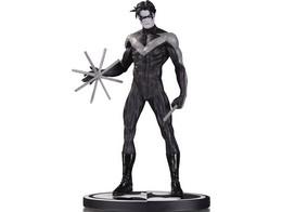 Estatua Batman Black & White Nightwing By Jim Lee