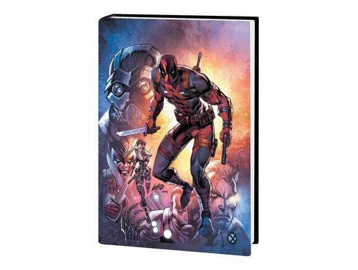 Deadpool Bad Blood Ogn (ING/HC) Comic