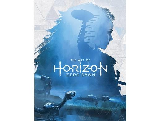 Art of Horizon Zero Dawn (ING) Libro