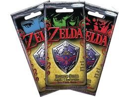Legend of Zelda Trading Card Box
