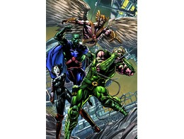 Justice League of America #3 (ING/CB) Comic