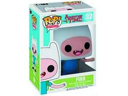 Figura Pop Adventure Time Finn Vinyl