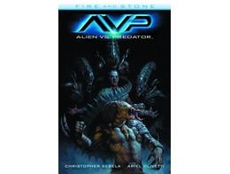 Alien vs Predator Fire & Stone (ING/TP) Comic