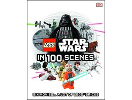 Lego Star Wars In 100 Scenes (ING) Libro
