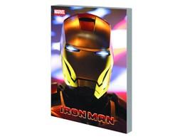 Marvel Universe Iron Man Digest (ING/TP) Comic