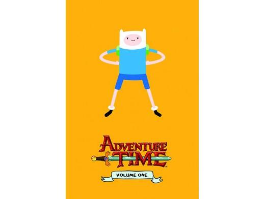 Adventure Time Mathematical v1 (ING/HC) Comic