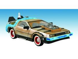 Auto Back to the Future III Time Machine