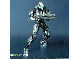 Figura Halo 4 Play Arts Kai Spartan Sarah Palmer