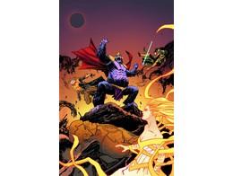 Forever Evil Rogues Rebellion #6/6 (ING/CB) Comic