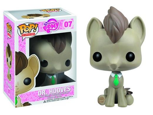 Figura Pop Mlp Doctor Hooves Vinyl