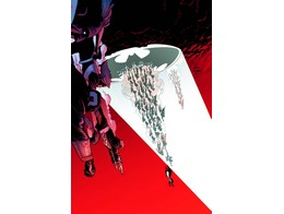Dark Knight III Master Race #4 (ING/CB) Comic