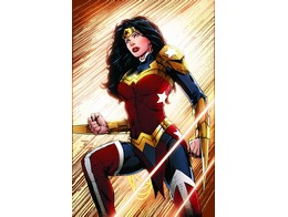 Wonder Woman v8 Twist of Fate (ING/HC) Comic