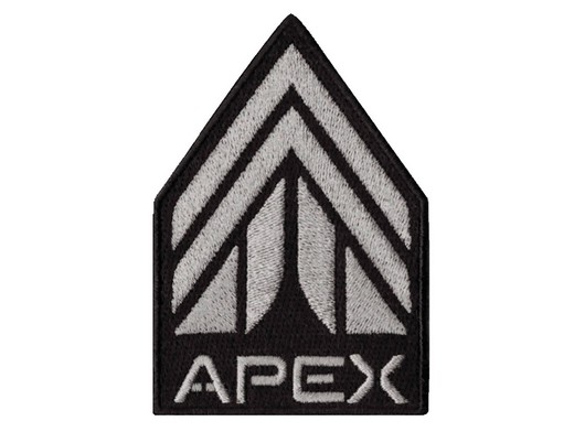 Parche Mass Effect Andromeda Apex Embroidered