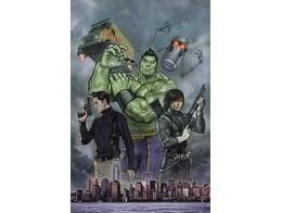 Totally Awesome Hulk #17 (ING/CB) Comic