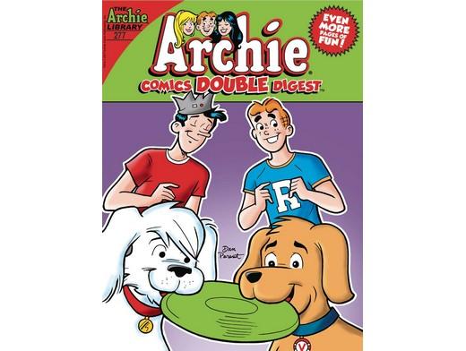 Archie Comics Double Digest #277 (ING/CB) Comic