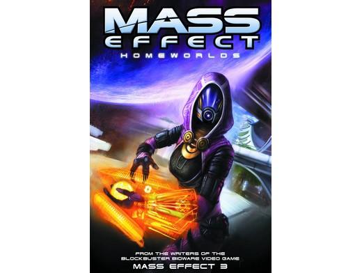 Mass Effect Vol 4 Homeworlds (ING/TP) Comic