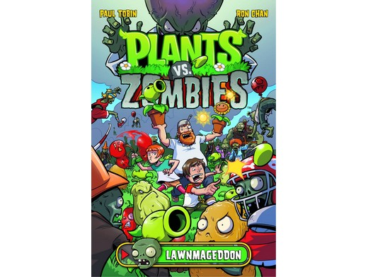 Plants vs Zombies HC Lawnmageddon (ING) Libro