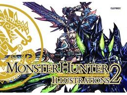 Monster Hunter Illus v2 (ING) Libro