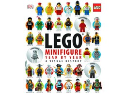 Lego Minifigure Year By Year Visual C (ING) Libro