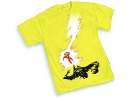 Polera Flash Bolt By Manapul