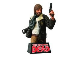 Walking Dead Rick Grimes Bust Bank