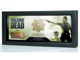 Walking Dead Sheriff Grimes Badge Prop Replica