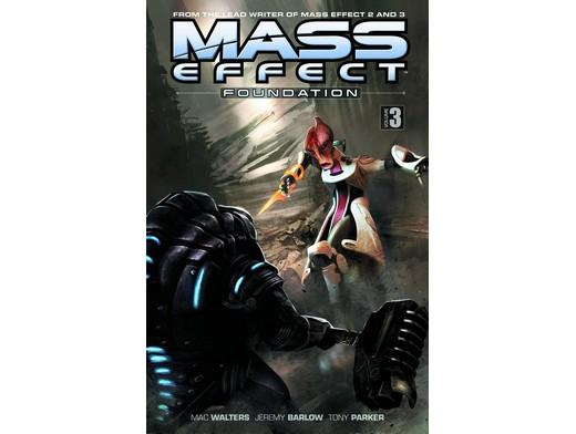 Mass Effect Foundation v3 (ING/TP) Comic