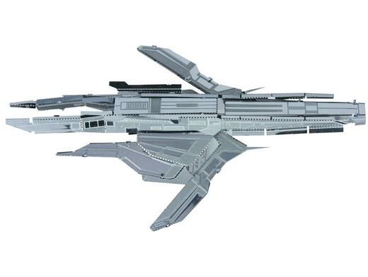 Mass Effect 3D Laser-cut Model Turian Cruiser