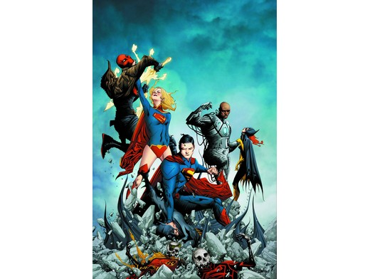 Batman Superman v2 Endgame (ING/HC) Comic